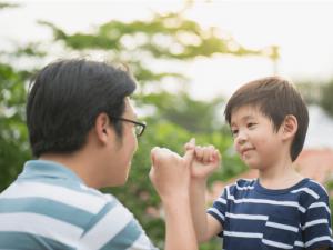 قول دادن و تاثیرش بر رفتار با بچه ها
